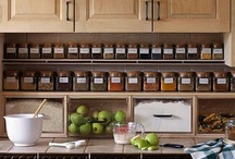 Organize/Improve - Kitchen / by Michelle Pontious