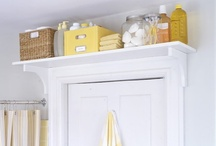 Organize/Improve - Bathroom / by Michelle Pontious