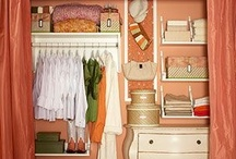 Organize/Improve - Bedroom / by Michelle Pontious
