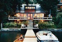 { lake house } / by Katelyn Rose