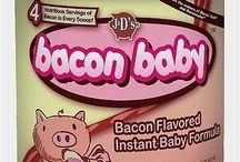 bacon bits / by Penelope Singer