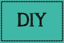 DIY ✄ / I love to create things.  Here are a bunch of stuff I would love to try / by Erica Cammer