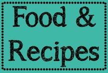 Food and recipes / by Erica Cammer