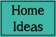 Home ideas  / by Erica Cammer