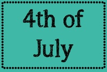 Holiday (4th of July) ☆≣ / by Erica Cammer