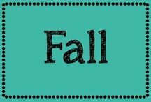 Holiday (Fall stuff) / by Erica Cammer
