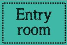 Home (Entry Room) / by Erica Cammer