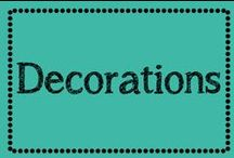 Home (Decoration) / by Erica Cammer