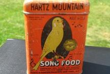 Vintage Hartz Mountain / by Hartz