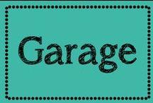 Home (Garage) / by Erica Cammer