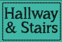 Home (Hallways and Stairs) / by Erica Cammer