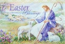 Easter Blessings / *Disclaimer: I do not claim copyright or ownership of any content on this board. My pins are mainly personal expression, meant for the enjoyment of others, and for sharing. / by Jan Taylor