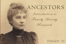Genealogy - Family History / by Kristen Holliday