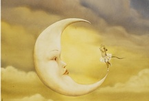 ~BeLLa LuNe~ / I love vintage drawings and images of the moon... I find them magical!! / by ~kitchenwitch 04~