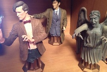 Doctor Who / by MusingsofaMuse