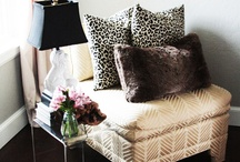 Small Space Styling / by The Glow Collective {Jen Harris}