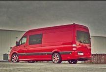 Mercedes-Benz Transporter / by Mercedes-Benz HESS