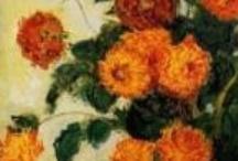 Monet, Van Gogh, Matisse, Picasso, Rivera & Kahlo / by Lee Ann Meeker