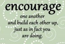 Build Each Other Up / by Lisa Holt