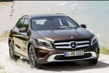 Mercedes-Benz GLA / by Mercedes-Benz HESS