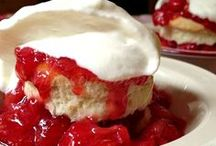 Strawberry Recipes / Delicious Strawberry Recipes and Dishes / by A Busy Mommy