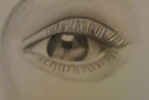 eyes are the gateway to the soul  / by Sara Paladino