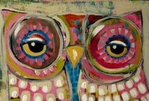 Owls / by ZC Macphearson