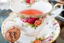 Tea and cake / by Next to Nicx | Nicola Pravato