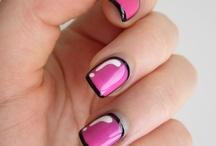 Nail art / nail art decoration / by Strawberry and Hearts