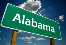 Sweet Home Alabama / by Marty Bigperm