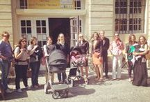 Stokke Paris Baby / Event in Paris to discover the Stokke MyCarrier Cool / by STOKKE®