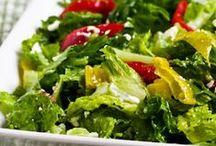 Salads and Dressings / by Jennifer Kasper