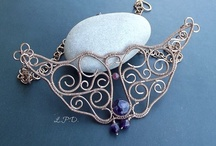 Love the Wire- Necklaces / by Lisa Albus Guess