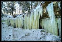 Michigan's Winter Wonderland / by Colleen Owens