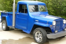 Classic Trucks: All Makes and Models / by Colleen Owens