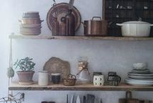 kitchen / by Shelby Rayner