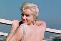 Marilyn Monroe aka Norma Jean Baker & Other Beauties / A collection of photos of the Beautiful women of bygone eras and today. / by KandiRae Graber