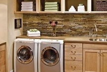 Laundry Rooms / by Kimberly JH