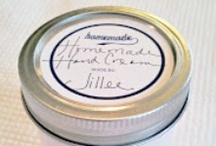 Homemade Hand and Body Creams / by Donna Knutson