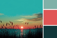 Color  / Any combo of colors that will get the creative juices flowin and wheels o turnin / by Jessica Alba