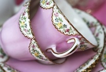 Cups and Saucers / by Donna Knutson