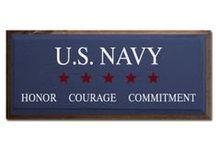 U.S. Navy / by Kathryn Bierman