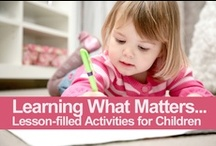 Kids' Learning Activities / by Childtime
