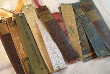 Recycled Book Crafts / How to recycle those old books w/o adding to the landfill. / by Jeni Tahaney