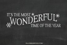 the most wonderful time / because it just simply is  / by Scott Binger
