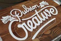 Beautiful Typography / by Morgan McGowan
