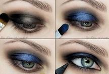 makeup/nails / by Lisa Petronio