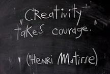 Creativity / by The Purple Agency