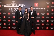 16th Shanghai Film Festival  / Uniting 180 Years of Creativity and a Century of Cinematic Art, Jaeger-LeCoultre partners with the 16th Shanghai International Film Festival for the third consecutive year. Discover more now on http://bit.ly/1bNDZYb  / by Jaeger-LeCoultre