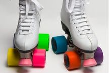 Rollerskating Fun / by Marion's Retreat